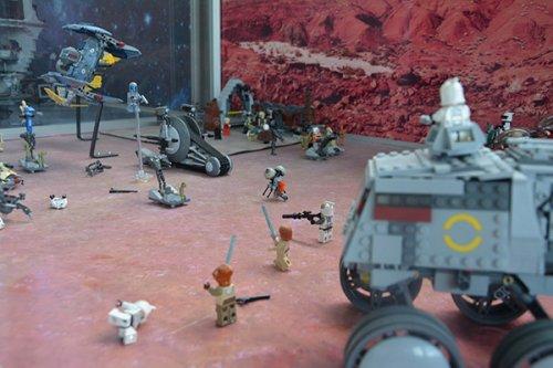 Największa W Polsce Wystawa Robotów Z Klocków Lego Rodzinny Kraków