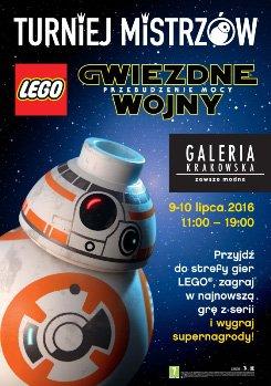 Strefa Gry Lego Gwiezdne Wojny Rodzinny Kraków