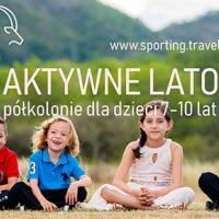 AKTYWNE LATO – półkolonie w Krakowie dla dzieci w wieku 7-10 lat