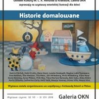 Historie domalowane - wystawa estońskiej ilustracji dla dzieci