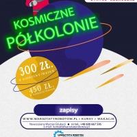 Kosmiczne Półkolonie w Krakowie
