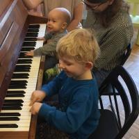 Zajęcia muzyczne z elementami metody Gordona w Klubie Malwa