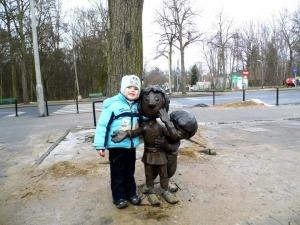 Rodzinny szlak turystyczny śladami małych pomników Bajkowa Łódź