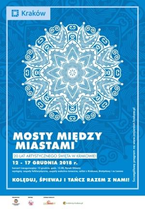 Mosty Między Miastami  –  20 lat artystycznego święta w Krakowie!