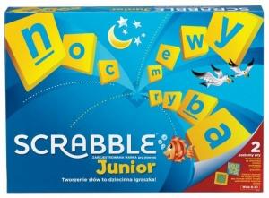 Scrabble, gra logiczna Scrabble Junior