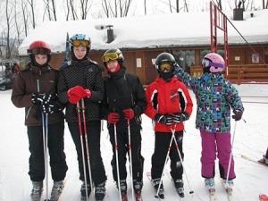 Kiedy zacząć naukę jazdy na nartach