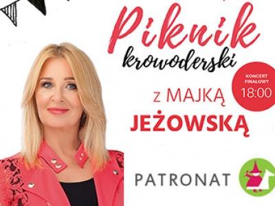 """XII edycja """"Pikniku Krowoderskiego z Majką Jeżowską"""""""
