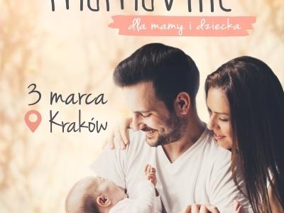 TARGI MAMAVILLE KRAKÓW - 3 marca 2019 EXPO Kraków