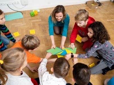 Early Stage - szkoła języka angielskiego dla dzieci i młodzieży
