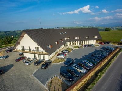 Hotel & Spa Bachledówka – wypoczynek w sercu Podhala
