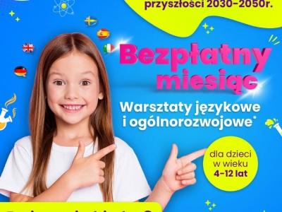 Bezpłatne warsztaty językowe i kreatywne w ProfiLingua Kraków