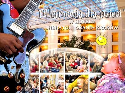 Filharmonia dla Dzieci, koncerty w Krakowie