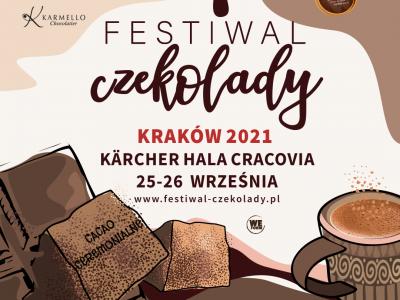 Festiwal Czekolady w Krakowie
