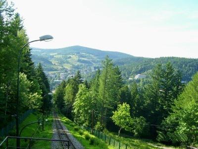 Góra Parkowa w Krynicy